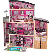KidKraft Sparkle Mansion Dollhouse with Furniture