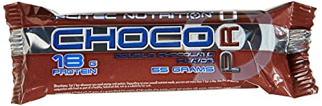 Scitec Nutrition Chocopro  schokolade, 20x55 g, 1er Pack (1 x 1.1 kg Packung)