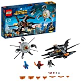 LEGO DC Super Heroes Batman: Brother Eye Takedown 76111 Building Kit (269 Piece) (Color: Multicolor)