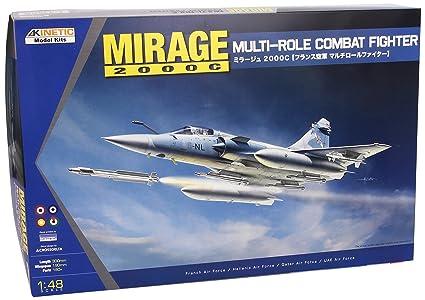 Fighter Combat Mirage 2000C Multi-rôle (01:48)