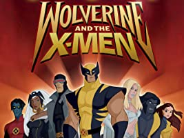 Wolverine and The X-Men Season 1 [HD]