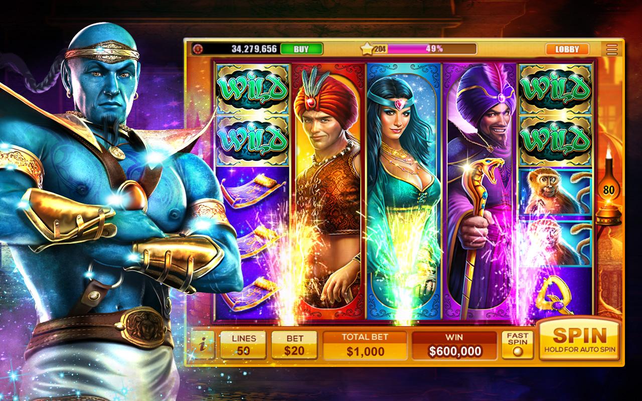 Slots - House of Fun! Free Slot Machine Games