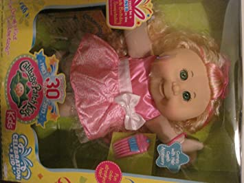 Cabbage Patch Kids Celebration Kid 30 Years Exclusive Quinn Paris by Cabbage Patch Kids