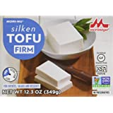 Mori-Nu Silken Tofu, Firm, 12.3 Ounce (Case of 12) (Tamaño: 12 ct)