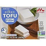 Mori-Nu Silken Tofu, Firm, 12.3 Ounce (Case of 12) (Tamaño: 12 ct)