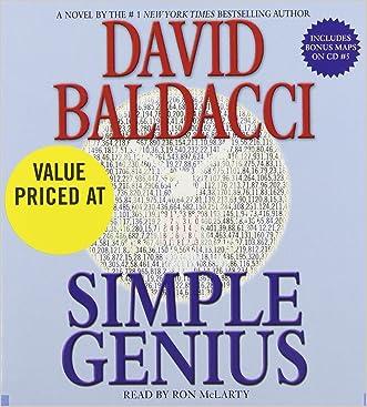 Simple Genius (King & Maxwell Series)