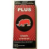NEW Black PLUS Man Enhancement Pills 6 PK