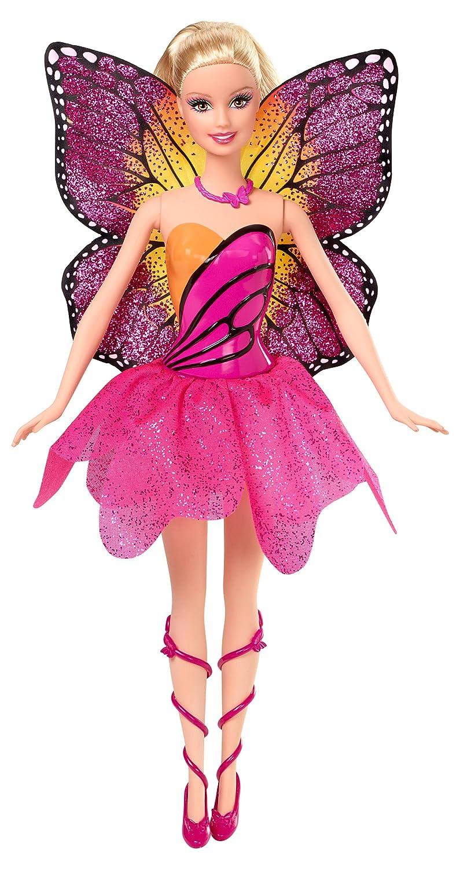 Mattel – Y6403 – Barbie Mariposa und die Feenprinzessin – Mariposa Puppe günstig bestellen
