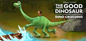 The Good Dinosaur: Dino Crossing by Disney