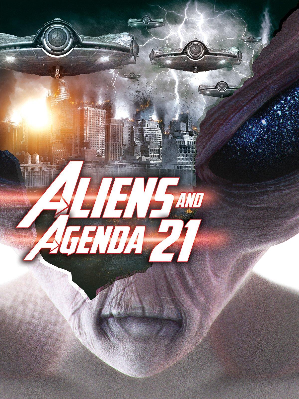 Aliens and Agenda 21 on Amazon Prime Video UK