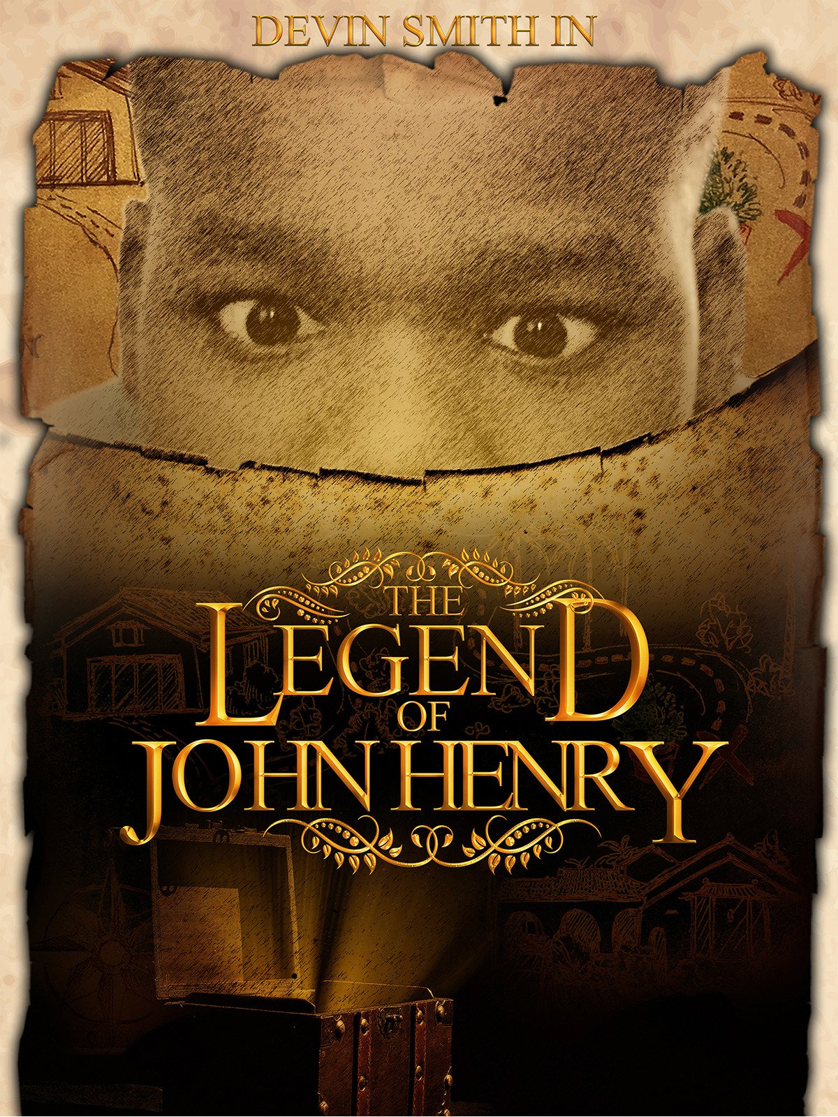 The Legend of John Henry on Amazon Prime Video UK