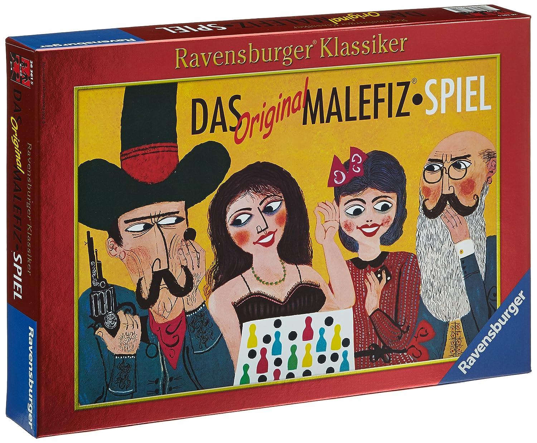 Ravensburger 26361 - Das Original Malefiz-Spiel