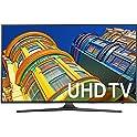 """Samsung UN40KU6300 40"""" 4K HDR LED UHDTV"""