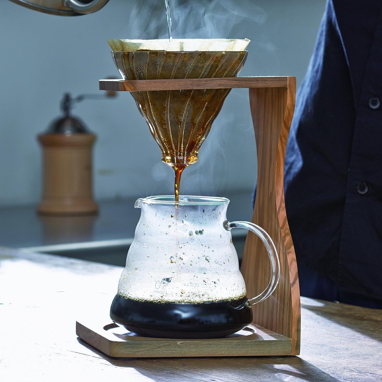 V60 Coffee Hario V60 olive stands...