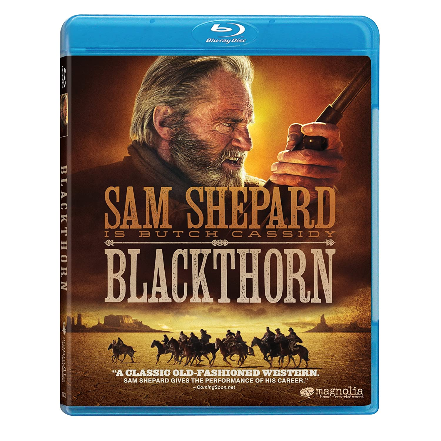 Blackthorn [HDRip 720p]