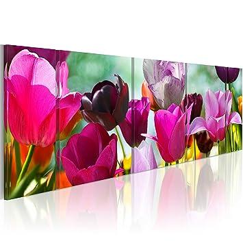 impression sur toile toile 160x60 cm 5 parties image image sur toile images. Black Bedroom Furniture Sets. Home Design Ideas