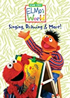 Elmo's World: Singing, Drawing, & More!