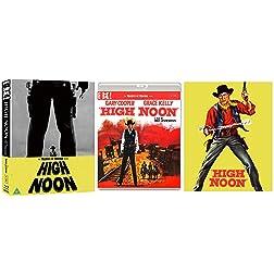 High Noon 1952  Masters of Cinema [Blu-ray]