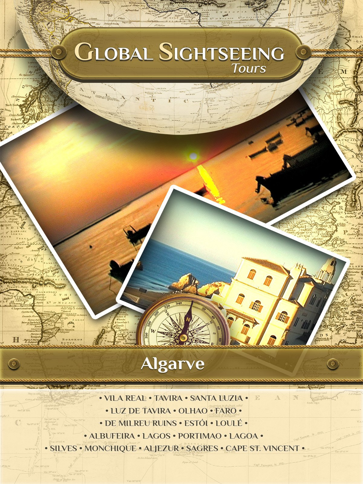 Algarve, Portugal - Global Sightseeing Tours