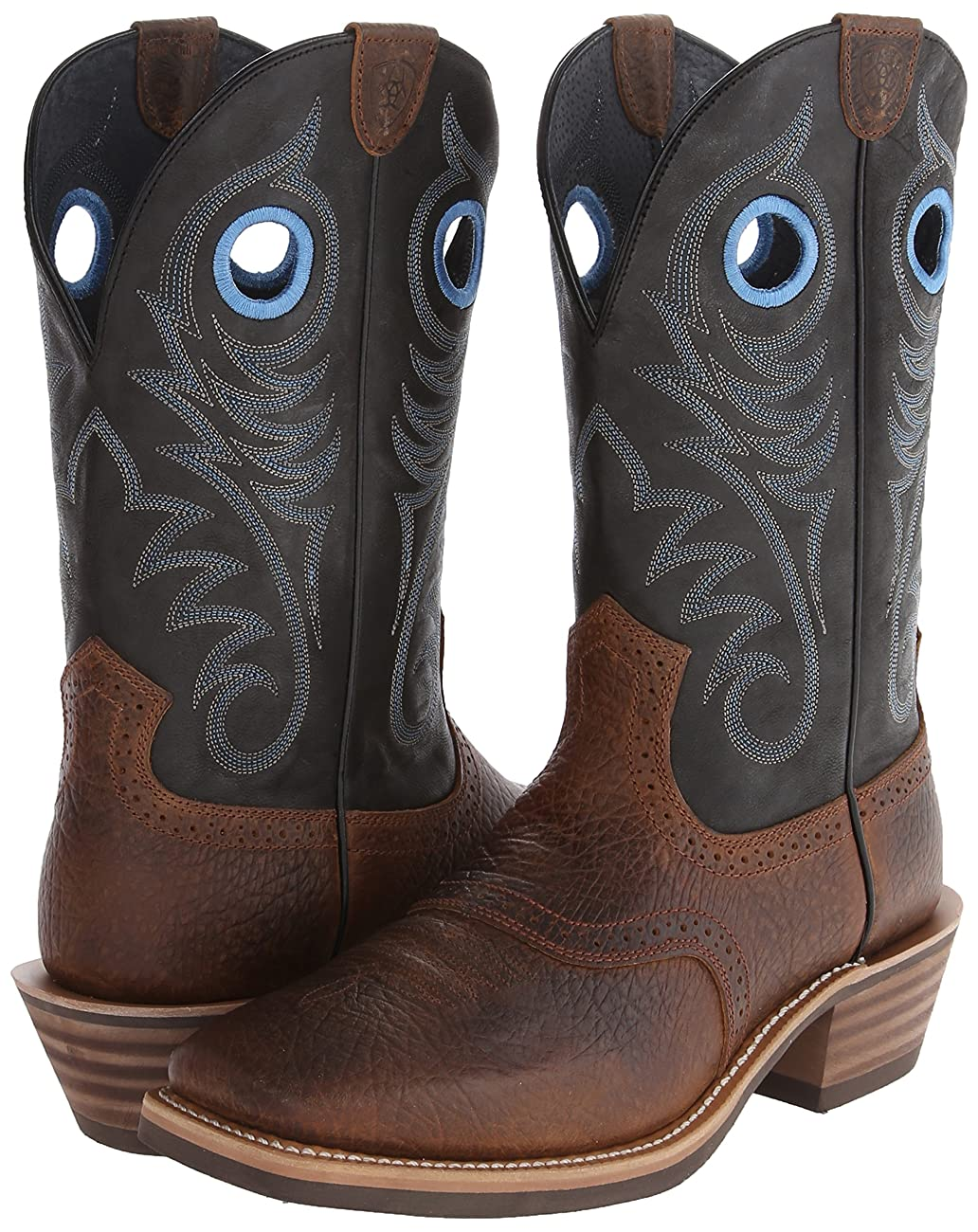 Ariat Men's Heritage Roughstock Western Cowboy Boot 6