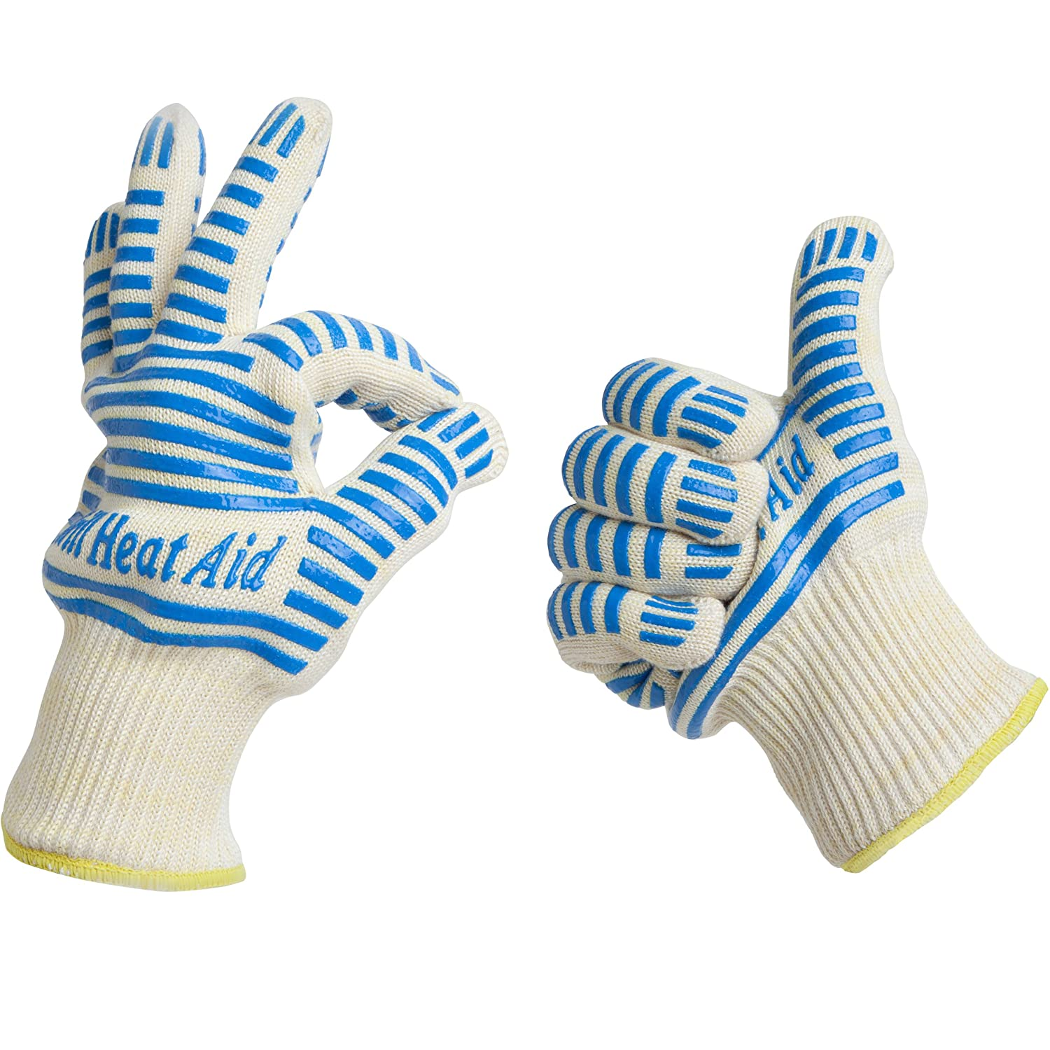 heat aid oven gloves