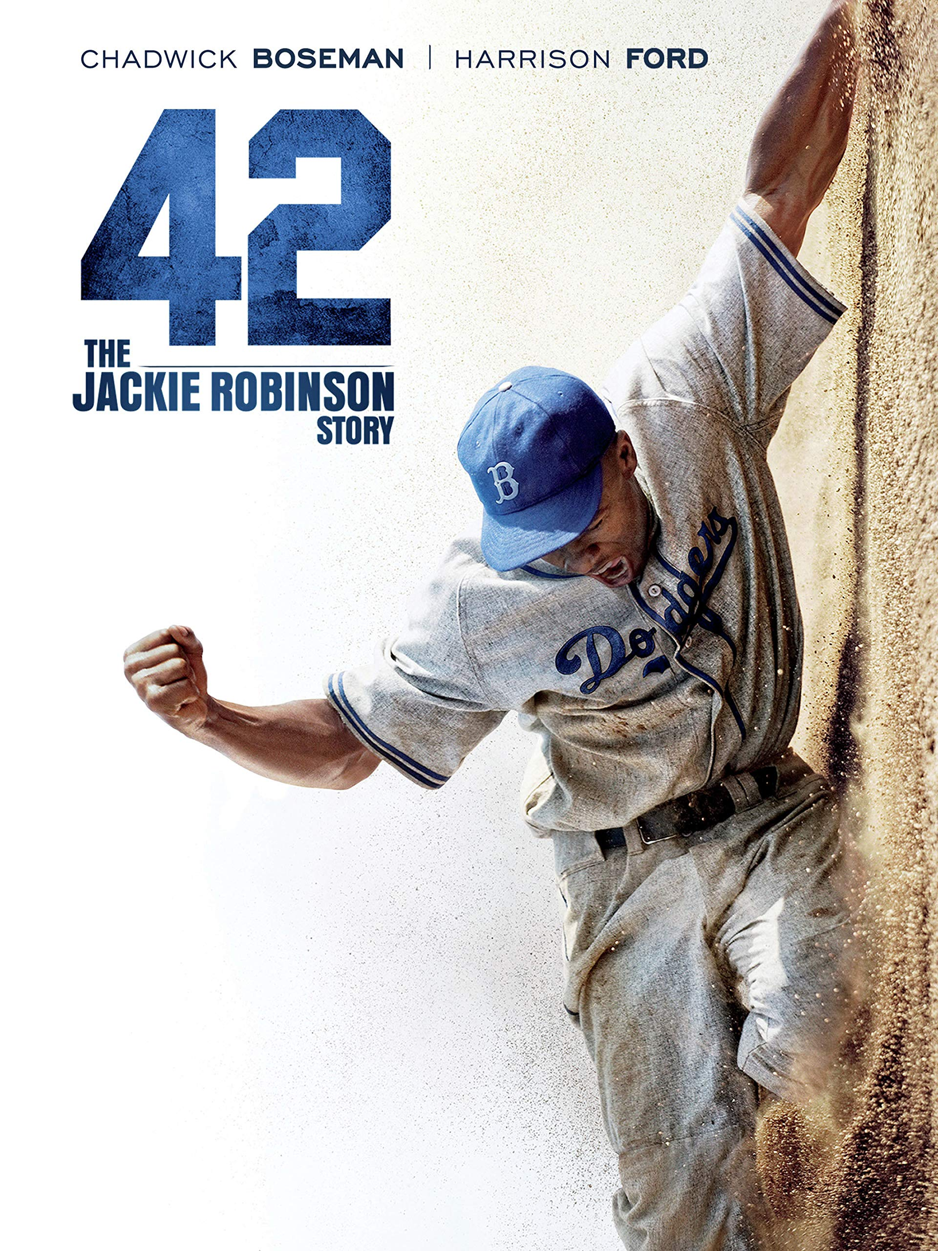 42 - The True Story of an American Legend on Amazon Prime Video UK