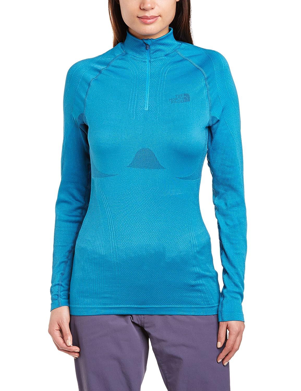 The North Face Damen Baselayer W Hybrid Long Sleeve Zip Neck günstig kaufen
