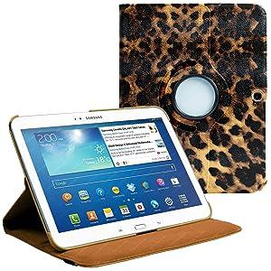 Stuff4 Cover - Funda para tablet Samsung Galaxy Tab 3 10.1 (***NO ADECUADO PARA GALAXY TAB 2 10.1 O GALAXY NOTE***), multi  Informática Revisión del cliente