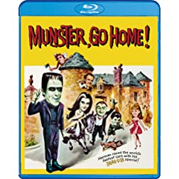Munster, Go Home! [Blu-ray]