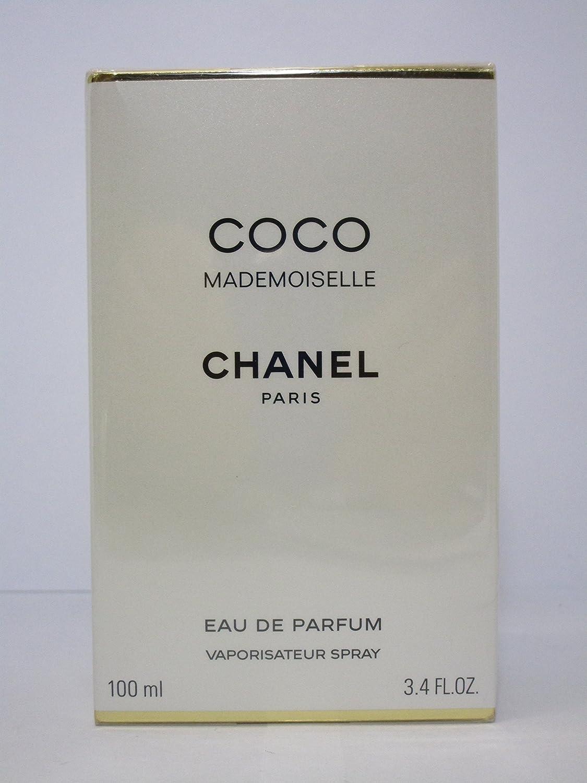 (Paris fragrance) Coco Mademoiselle Eau De Parfum Spray 3.4 fl oz/100ml - Brand New Sealed
