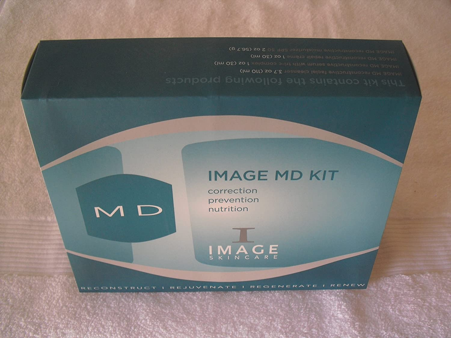 Image MD Kit goodwind anti wrinkle beauty health skin care face skin rejuvenation red led skin rejuvenation photon treatment skin care
