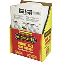 60-Pack Catchmaster 60m Bulk Packed Glue Boards