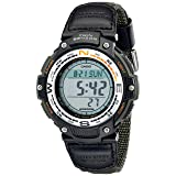 Casio Men's SGW100B-3V Digital Compass Twin-Sensor Sport Watch (Color: Grey, Tamaño: NO SIZE)