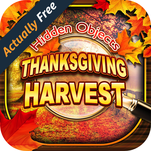 Hidden Object Thanksgiving Fall Harvest - Autumn Season Turkey Holiday Pic Puzzle Objects Seek and Find FREE Game (Letter Quest compare prices)