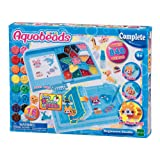 Aquabeads Beginners Studio (Color: Multicolor, Tamaño: Basic pack)