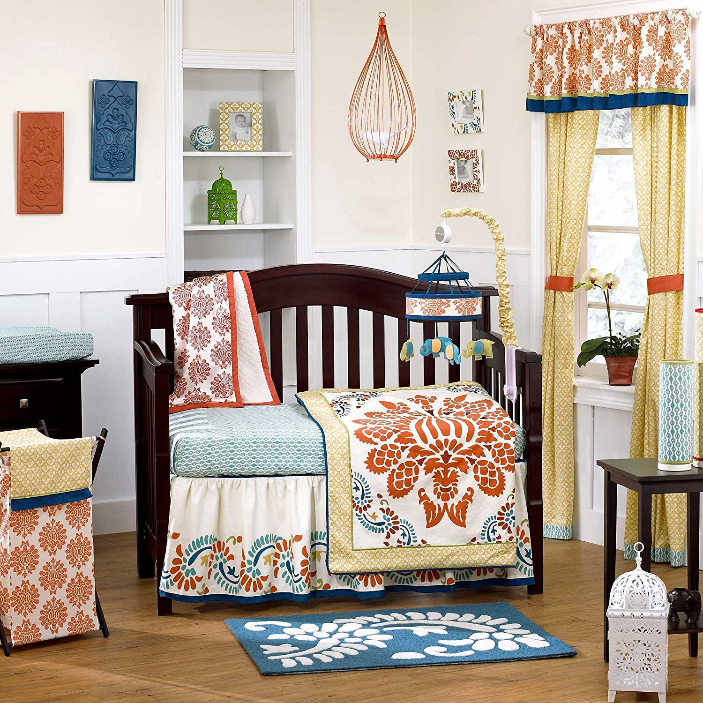 Top 5 Orange Baby Bedding Sets