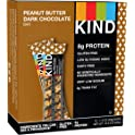 12-Pack Kind Plus Peanut Butter 1.4 oz Dark Chocolate Bar