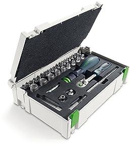 Festool RatschenSet 1/4 CERASet 37 00497881  BaumarktKundenbewertung und Beschreibung