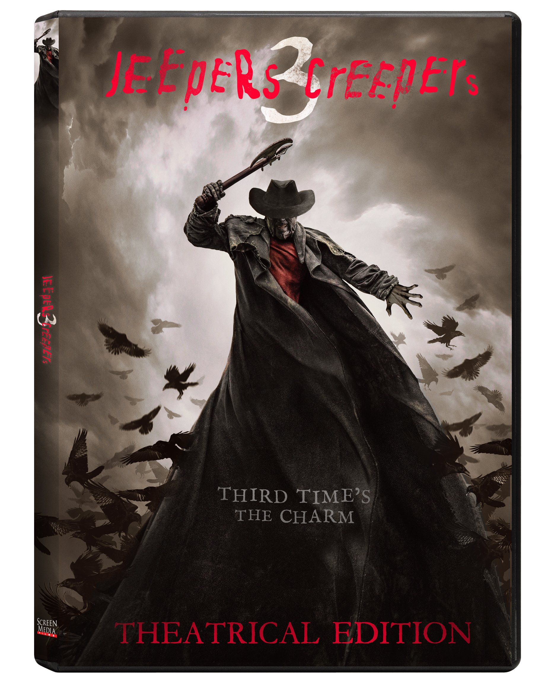 Book Cover: Jeepers Creepers 3