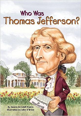Who Was Thomas Jefferson? (Who Was...?)