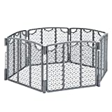 Evenflo Versatile Play Space, Cool Gray (Color: Cool Gray)