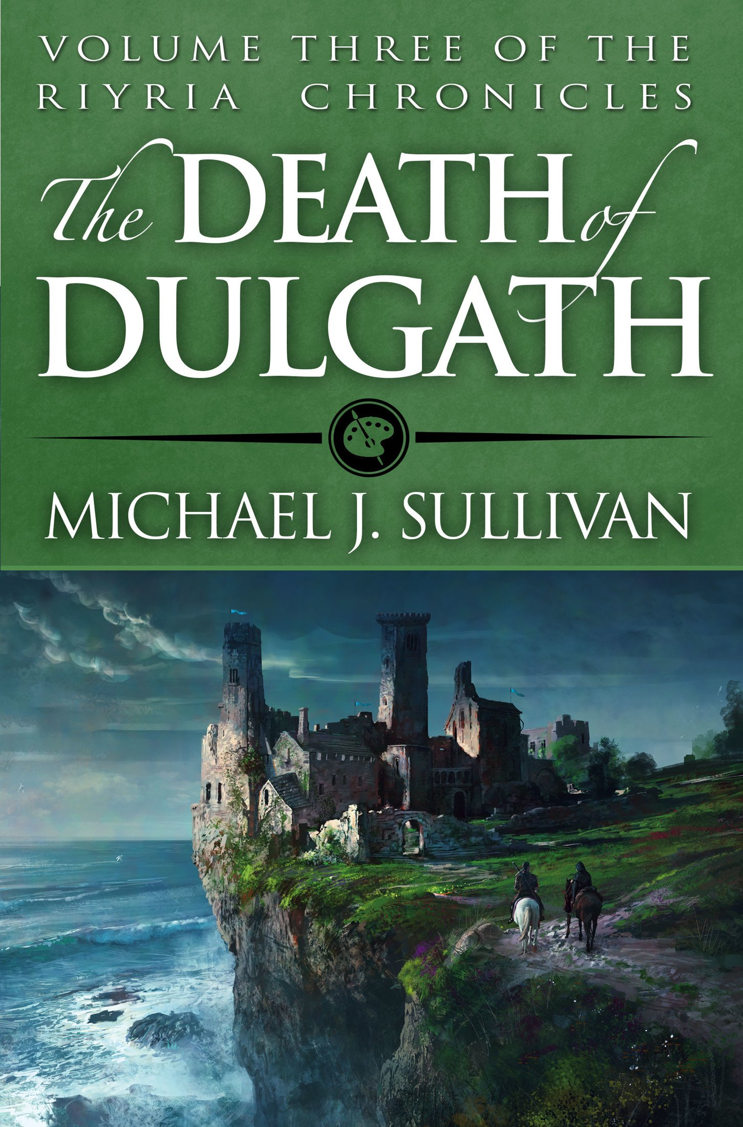 The Riyria Chronicles 03 - The Death of Dulgath - Michael J. Sullivan