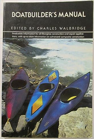 Boatbuilder's Manual