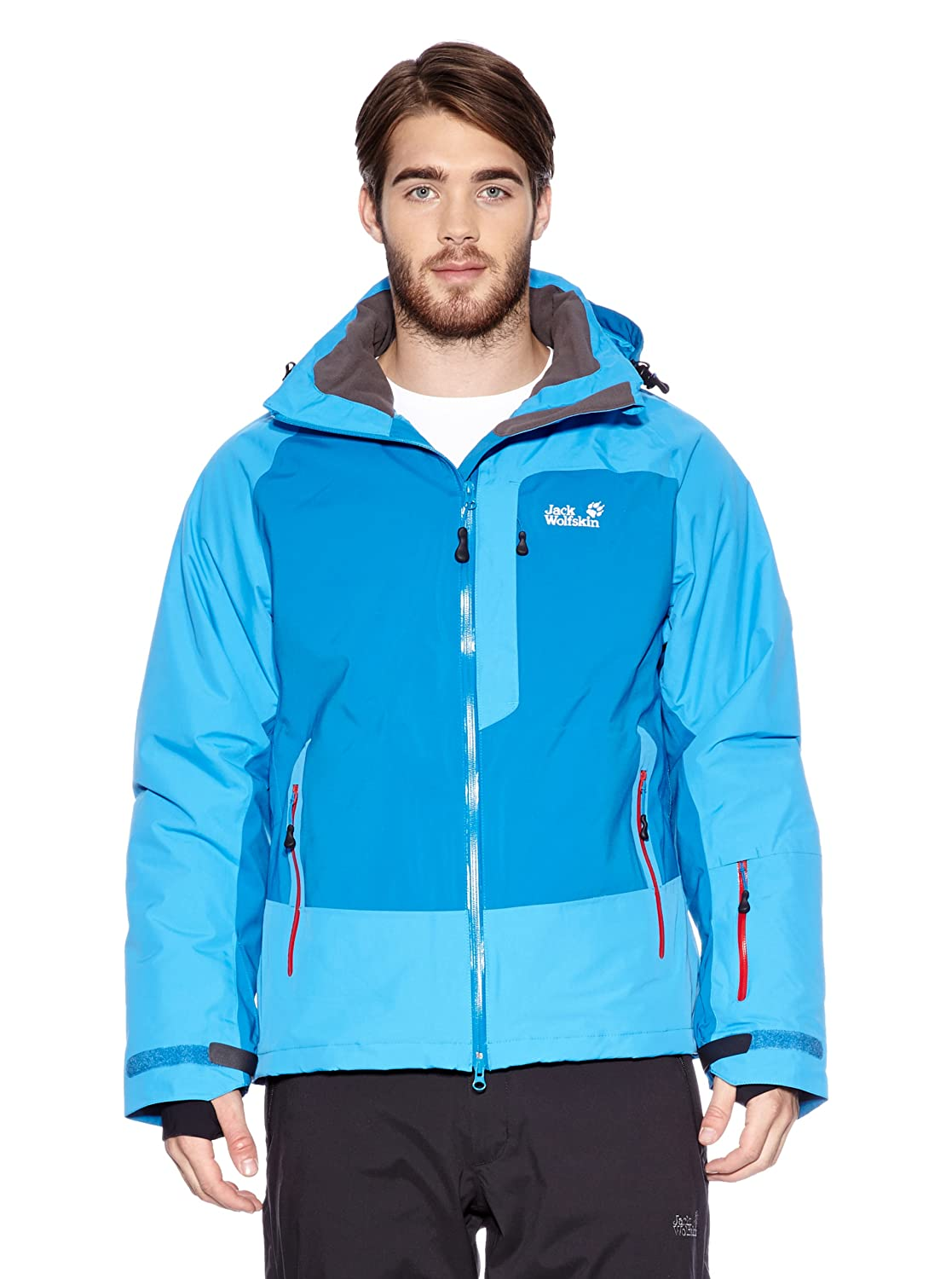 Jack Wolfskin POWDER MOUNTAIN JACKET MEN