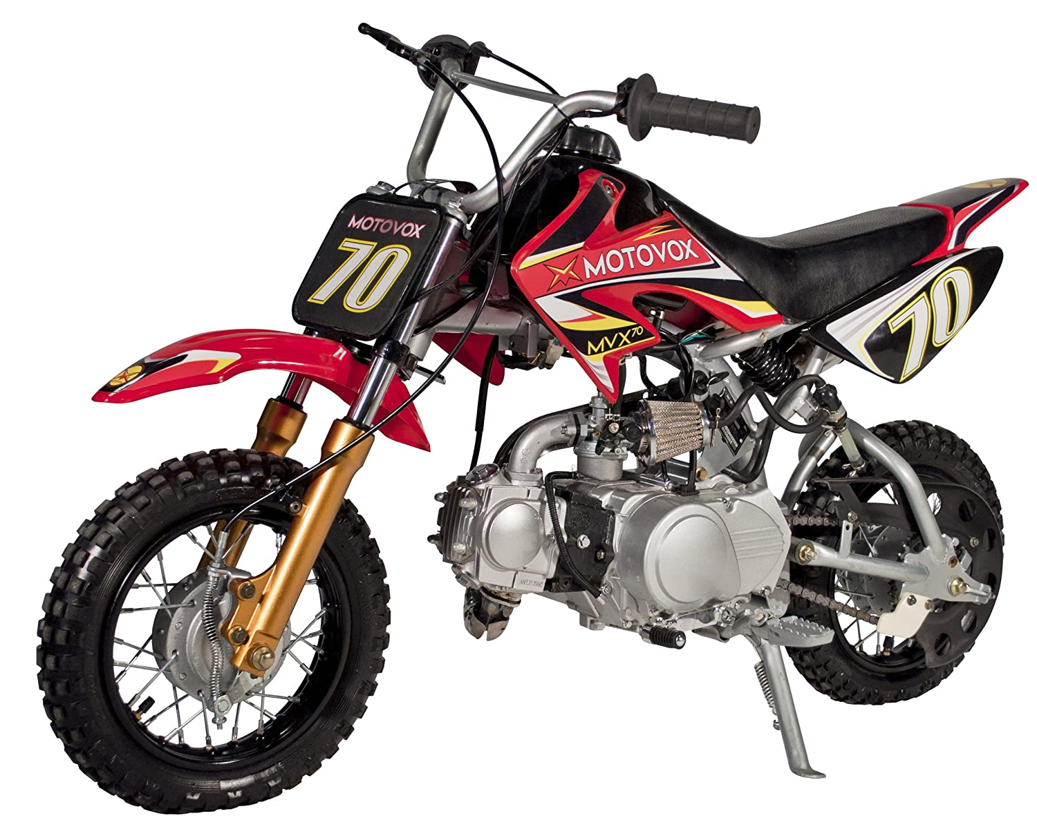 70cc Mini Gas Powered Dirt Bikes cc Dirt Bike Sports amp