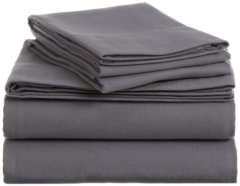 queen size ultra soft cotton velvet flannel bed sheets bedroom bedding sheet set ebay. Black Bedroom Furniture Sets. Home Design Ideas