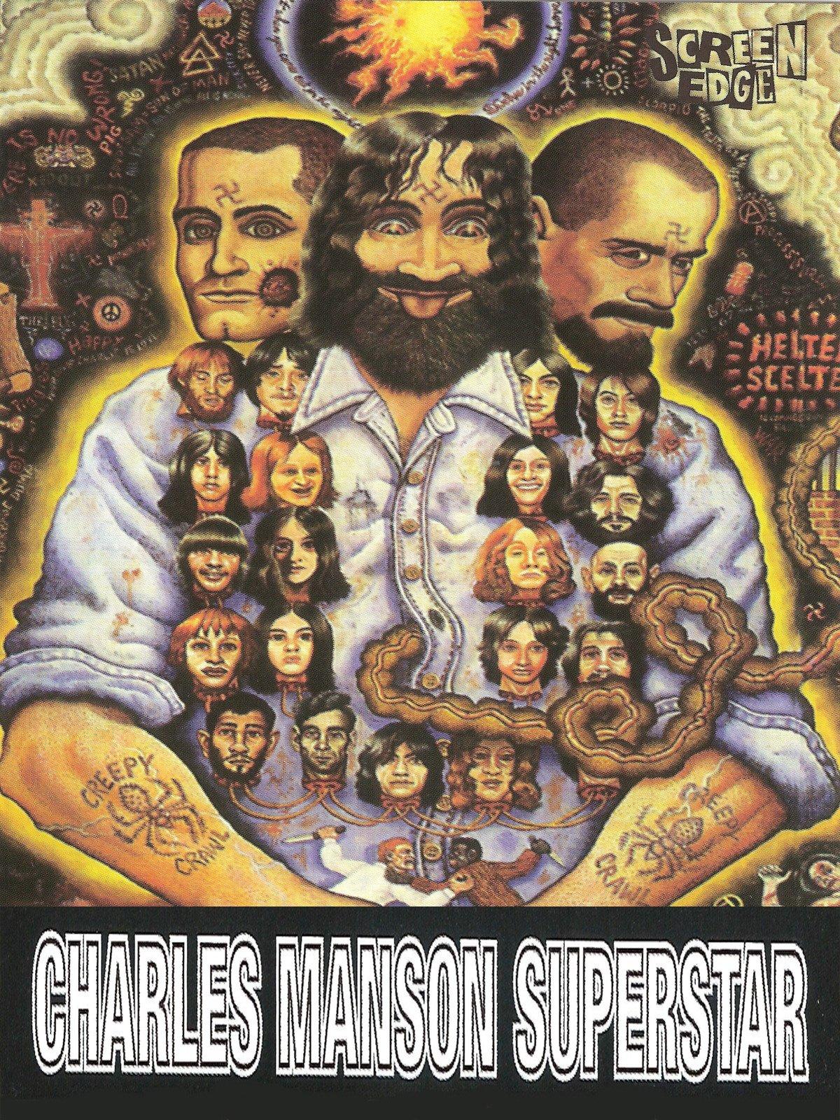 Charles Manson - Superstar on Amazon Prime Video UK