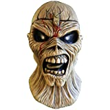 Loftus International Trick Or Treat Studios Iron Maiden Piece of Mind Full Head Mask Beige One-Size Novelty Item (Color: Natural, Tamaño: Standard)