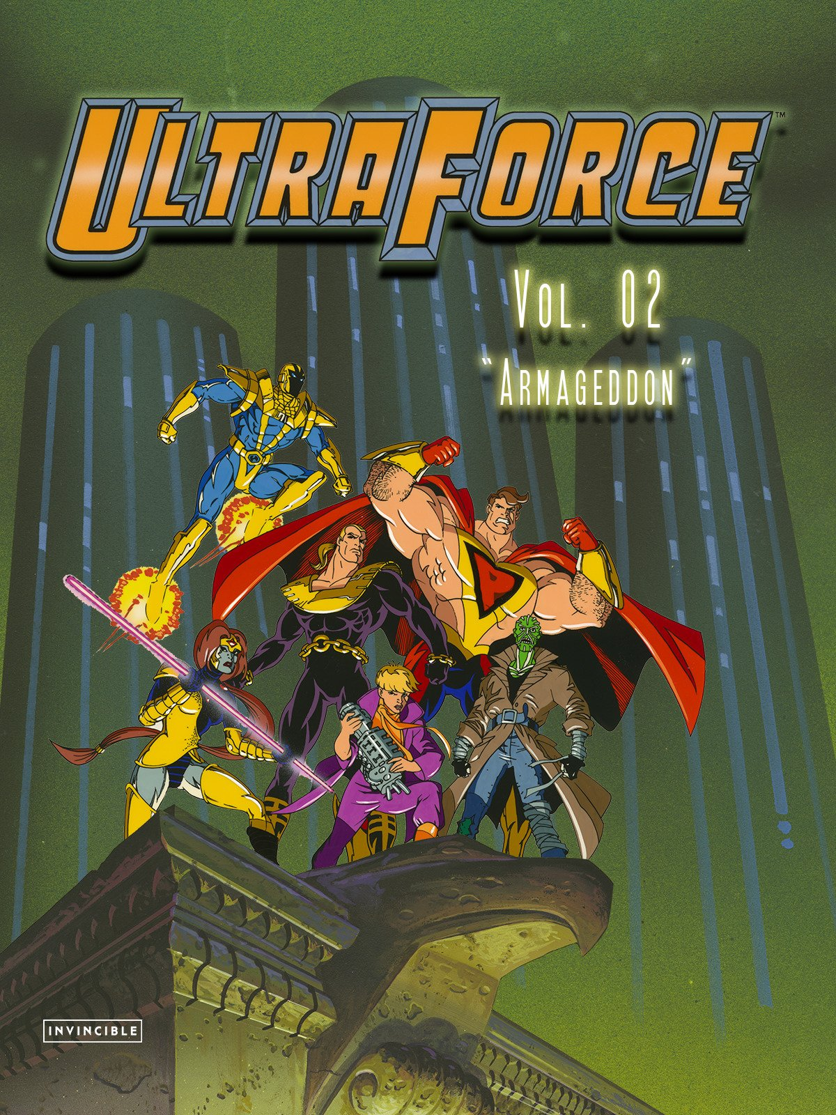 "Ultraforce Vol. 02""Armageddon"""