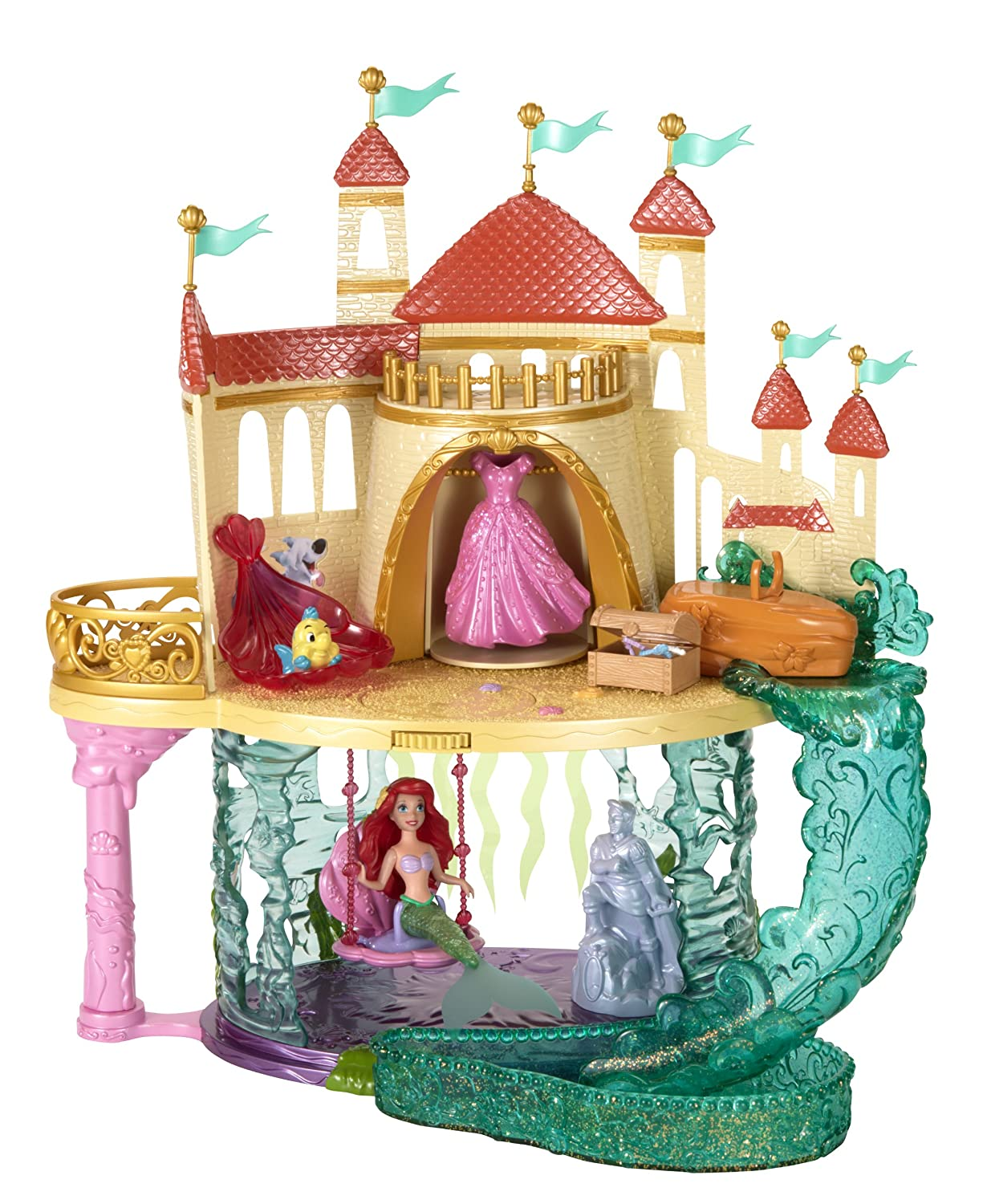 Little mermaid dolls and accessories